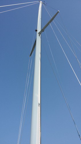Irwin 38 Mast. Completely Restored.
