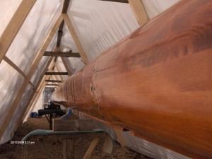 Awl Grip West System Sitka Spruce