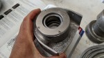 New bearings for in-mast furler,