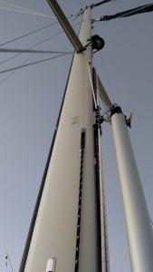 The Rigging Company Strikes Again. Pacific Seacraft Dana with ALL New Rigging!