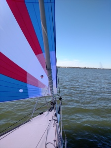 Dufour Yachts 36e Performance 2:1 Spinnaker Halyard for the New Top Down Furler and Code 0 Furler
