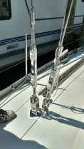 The Rigging Company's New Rod Turnbuckles. Hayn Body and Eye Toggle. BSI Rod and Stud.