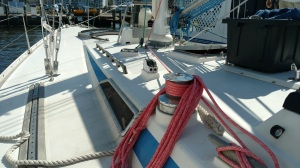 Swan 43 New Running Rigging and New Spinlock Rope Clutches XCS