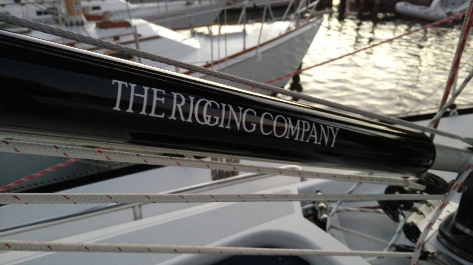The rigging company Annapolis