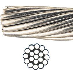 stainless 1x10 wire