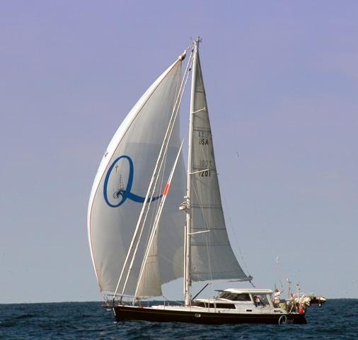 Cruising Gennaker W/ Sta-Sail
