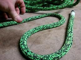 YAle double braid rope