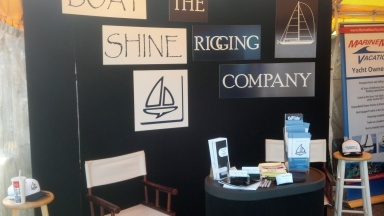 The Rigging Company at the Annapolis Spring Boat Show