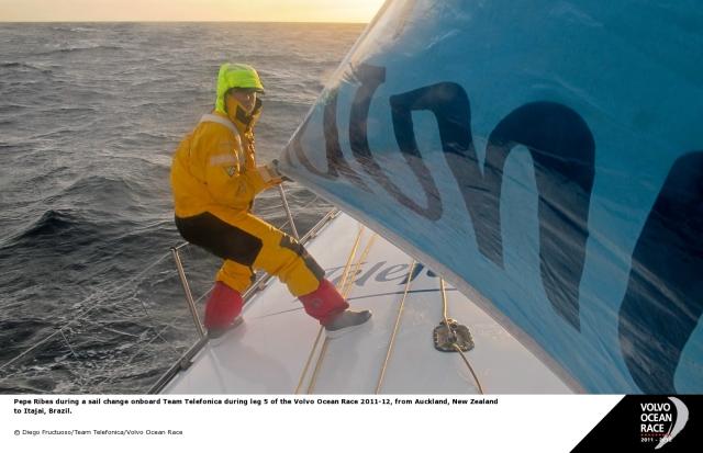 Volvo Ocean Race - Telefonica