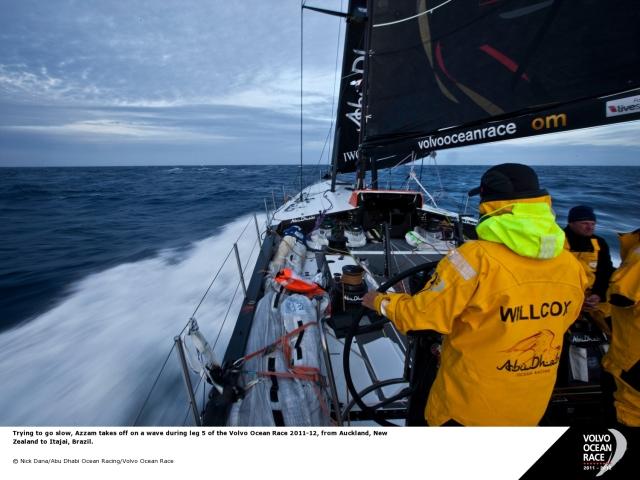 Volvo Ocean Race - Abu Dhabi
