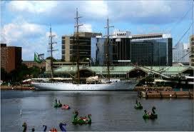 Chilean Tall Ship Baltimore