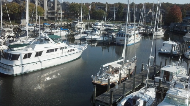 Bristol Sailing Yacht