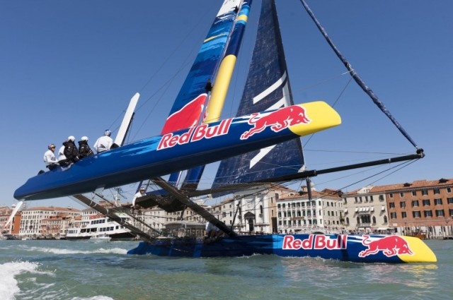 Americas Cup Red Bull Youth