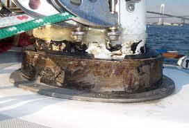 Rusty Deck Ring