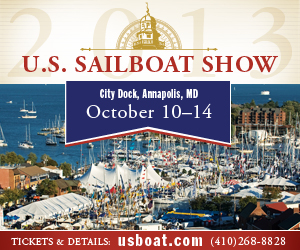 Annapolis Sailboat Show 2013 The biggest boat show in the world