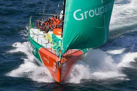 Groupama Winner of the 2011-2012 VOR