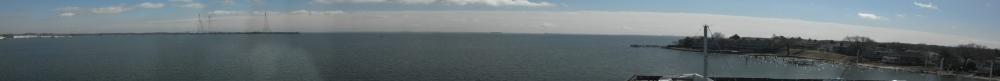 Chesapeake Bay Horizon