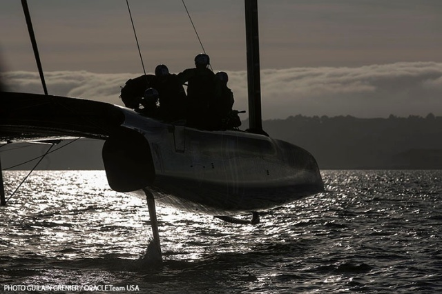 Oracle Team USA AC 72