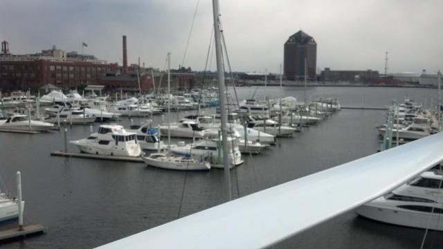 Aloft Baltimore Inner Harbor