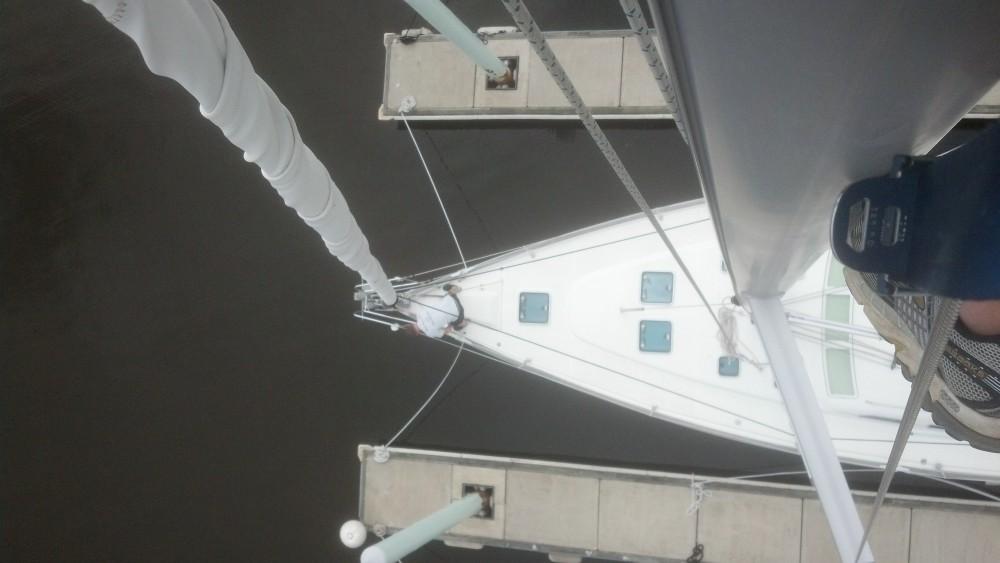 Beneteau Yachts Aloft