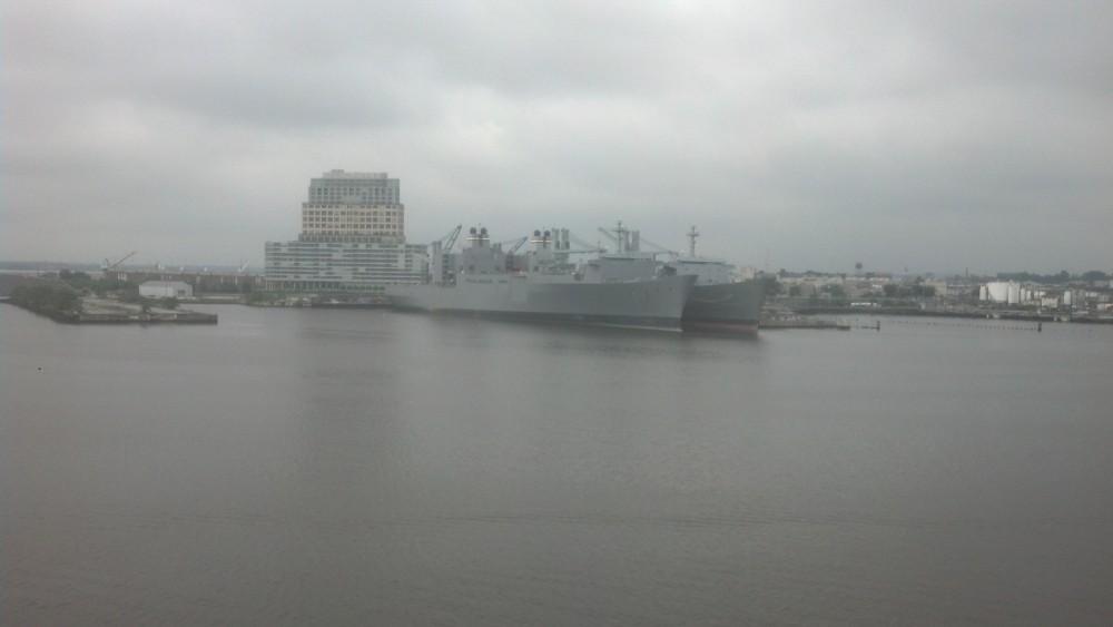 Merchant Marine Ships