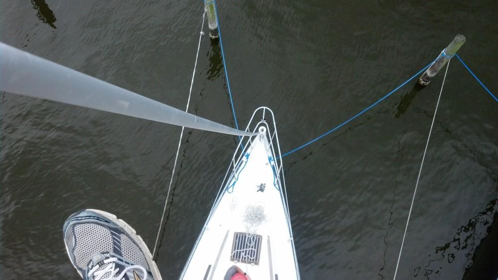 S2 Yachts from aloft