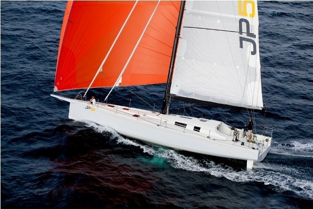 The JP54  Yacht is fast, light and designed for long haul navigation, enabling you to rapidly get to your destination in complete safety as well as discover new ones. As such you will be able to satisfy your desire to get away from it all.
