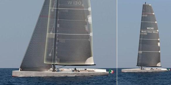 Wally Omer Wing Sail