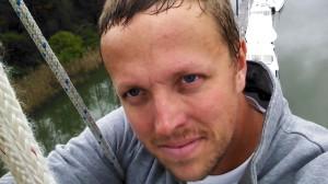 Jimmie Cockerill The Rigging Company going aloft alone
