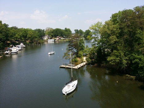 Forked Creek, Arnold, MD