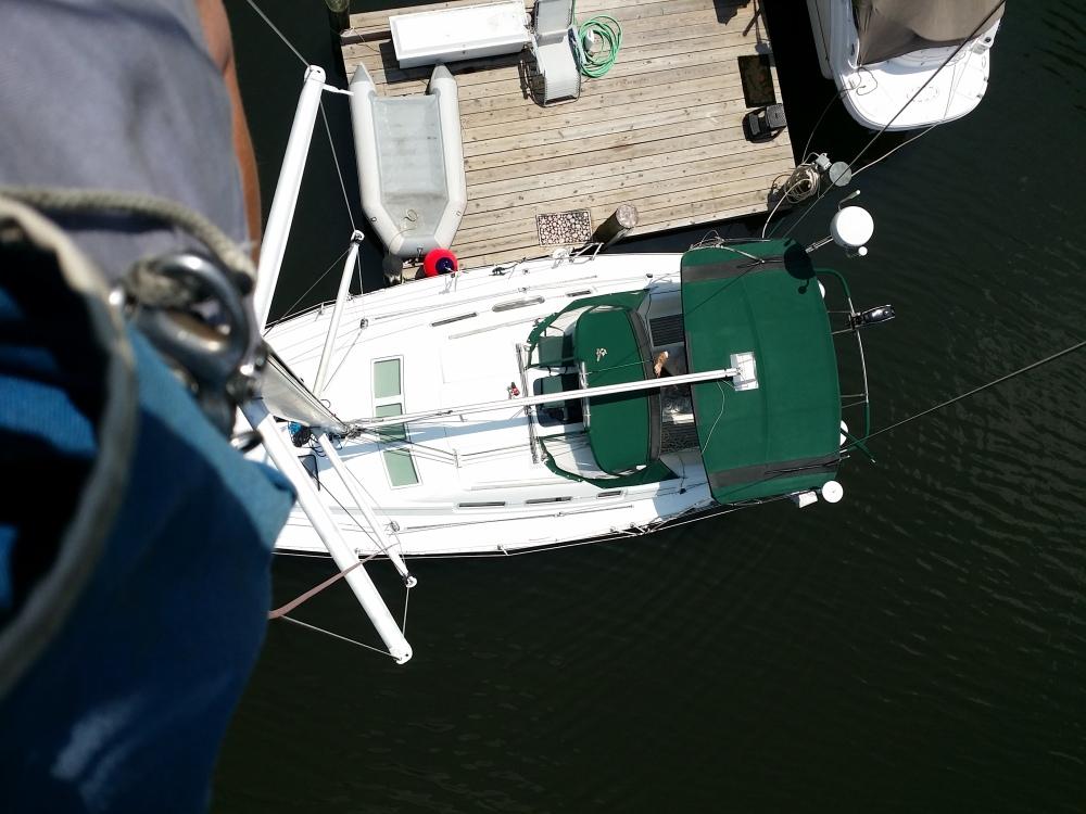 Beneteau Yachts from Aloft