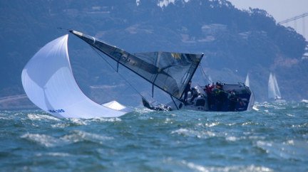 Rolex Big Boat Series. YouTube. Sailing wipe outs