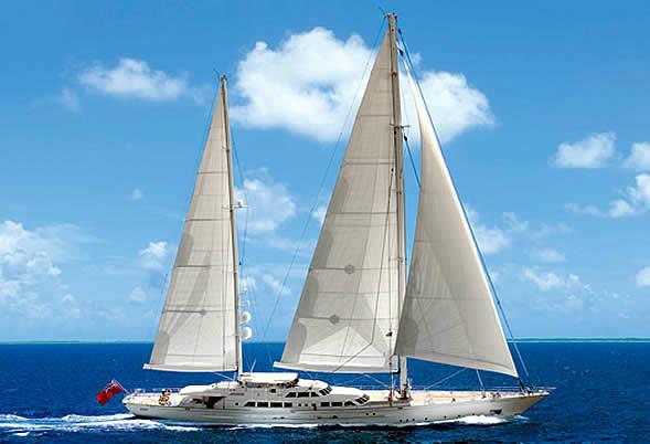 felicita west under sail