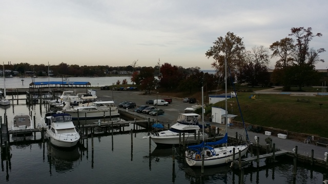 Maryland Yacht Club Gazebo