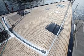New Sailboat with self tending jib