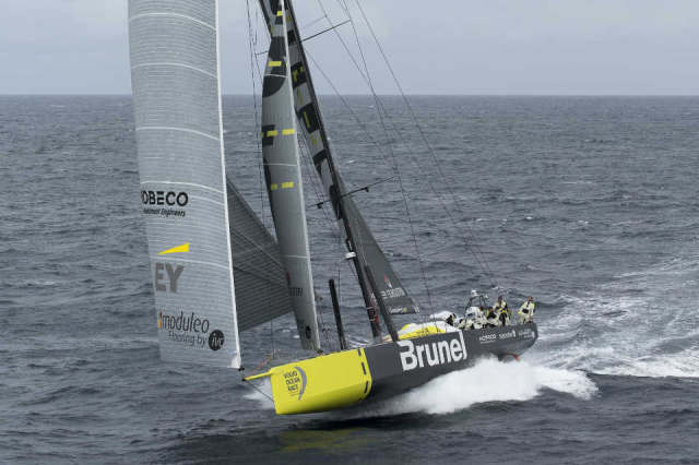 Team Brunel BLASt into the lead!