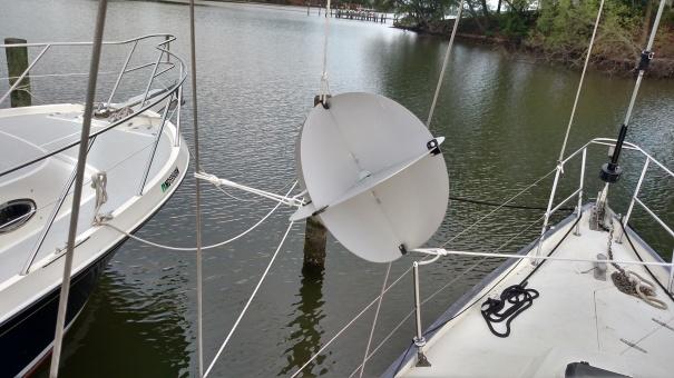 echomaster davis relfector. how to mount davis echomaster