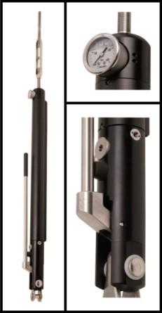 Selden hydraulic tensioner. Selden backstay adjuster. Selden integral adjuster
