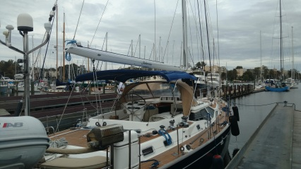 Oyster 56 refit complete